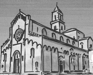 chiesa maria della bruna Matera